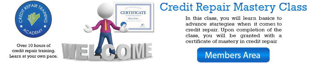 Credit Repair Training Academy